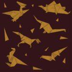 origami bordo